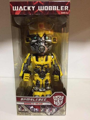 Bumblebee Transformers Funko Wacky Wobbler Original