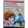 Livro Guia Mangá Motores Elétricos Usado Novatec Editora