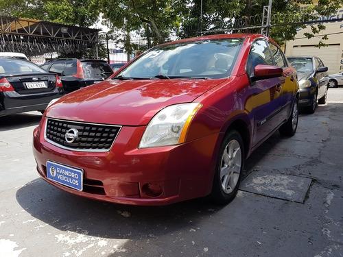 Nissan Sentra S 2.0 Aut. 4p