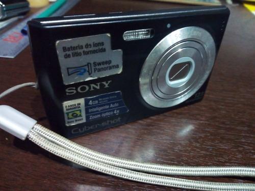 Camera Fotográfica Digital Sony Cyber shot Dsc W 510