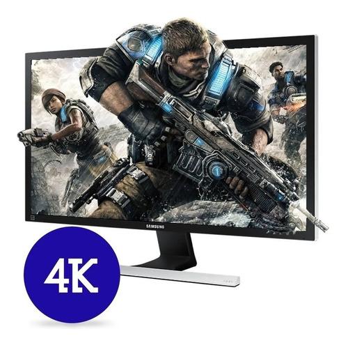 Monitor Samsung U28 E590 Led 28 Negro 100v/240v