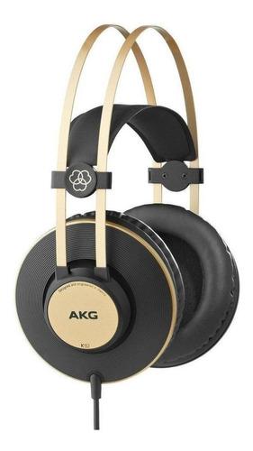 Audífonos Akg K92 Matte Black