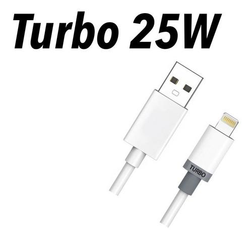 Cabo Carregador Usb Compatível iPhone Turbo 25w Promoção