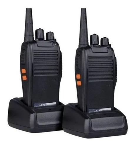 Rádio Comunicador Walk Tak Baofeng Walk Talk Bf-777s Microf