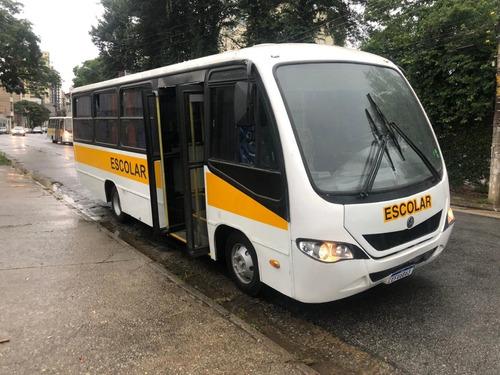 Micro Ônibus Padrão Escolar Pronta Entrega 2012