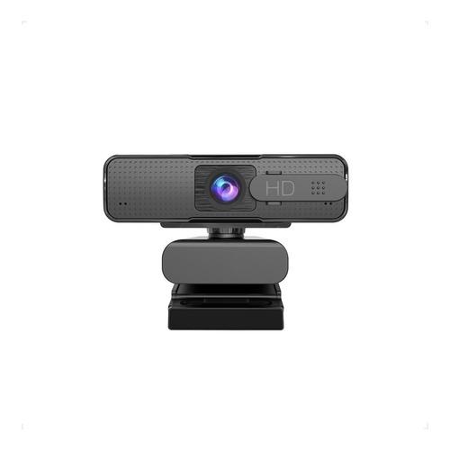 Webcam Full Hd 1080p Microfone E Redução De Ruído