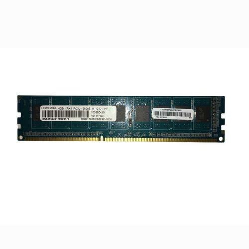 Memoria Ram Ramaxel 4gb Ddr3 1rx8 1600mhz Pc3-12800 Servidor