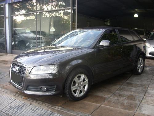 Audi A3 Sportback 1.6 Premium Cuero 2008 Euler Autos