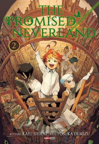 The Promised Neverland - Vol. 02