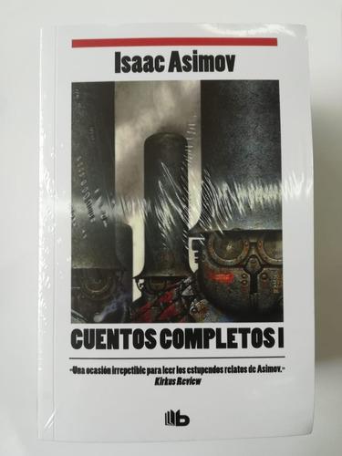 Cuentos Completos Tomo 1 Y 2 De Isaac Asimov