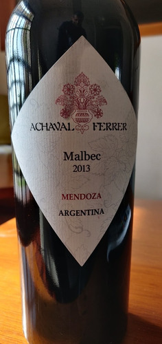Vino Achaval Ferrer Malbec 2013