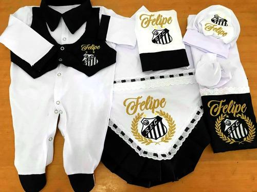 Saida Maternidade Personalizada Com O Símbolo Do Seu Clube