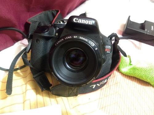 Canon Xs Com Lente