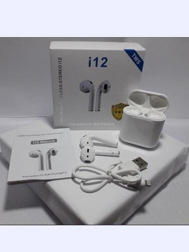 Audifonos Bluetooth Inalámbrico I12 Tws