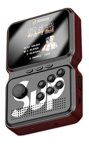 Gamebox Sup 900 Juegos Retro Mini Consola Portátil M9