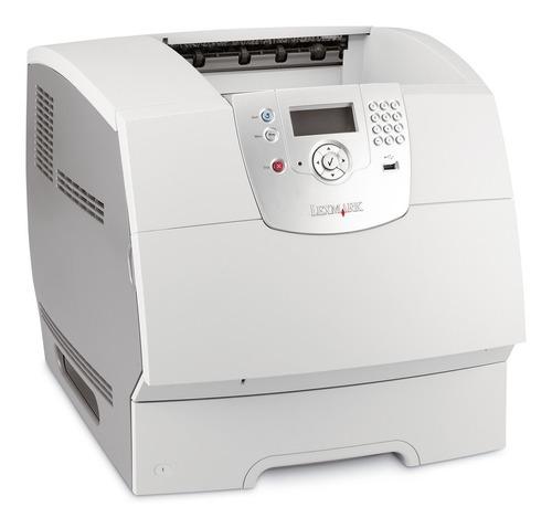 Impressora Lexmark T644 C/ Rede Usada No Estado