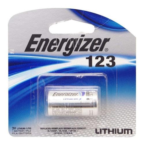 123 Cr123a Cr17345 Lithium 3v Sellada Garantizada Energizer
