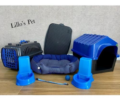 Caminha Cachorro Kit Lu Xooo Completo Promoção
