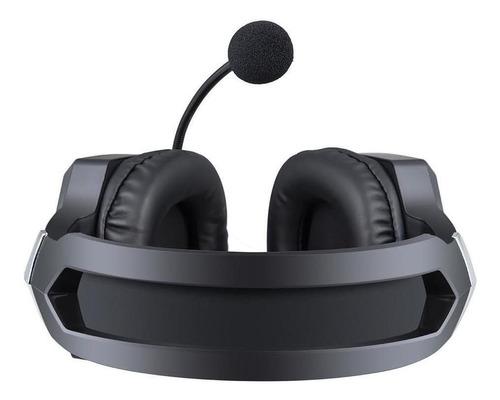 Gamer Onikuma K8 Black And Rgb Light Headphones - Ecart
