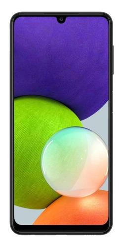Smartphone Samsung Galaxy A22 Dual 6.4 128gb 4gb Ram Preto