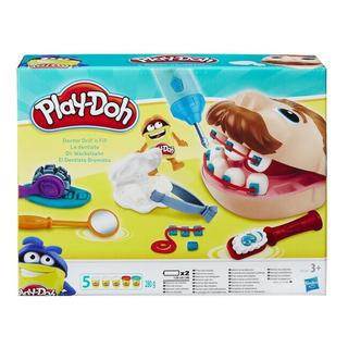 Play-doh Set El Dentista Bromista Envío Full B5520 (1246)