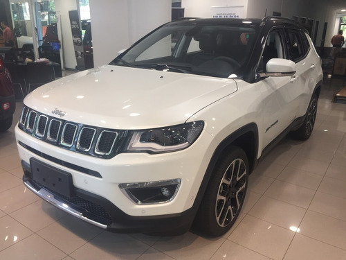 Jeep Compass 2.4 Limited Plus My 2021 #11