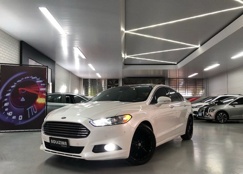 Ford Fusion Titanium 2.0 Gtdi Eco. Awd Aut. 2015/2016