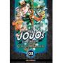 Jojo''''s Bizarre Adventure Volume 3 Parte 3: Stardust Cru