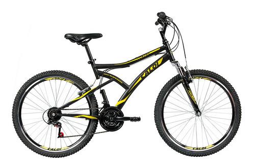 Bicicleta Mtb Caloi Andes Aro 26 - Susp Diant - 21 Vel
