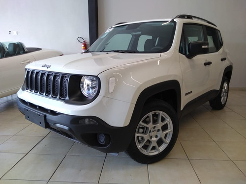 Jeep Renegade Sport 1.8 Flex Aut. 0km E A Pronta Entrega..