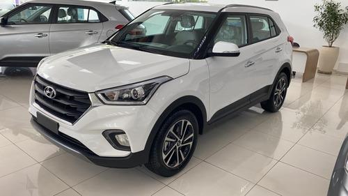 Hyundai Creta Prestige 2.0 At Couro Marfim