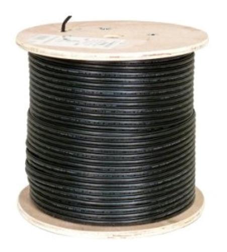 Bobina De Cable Utp Outdoor Cat5e 70% Cobre 100 Metros