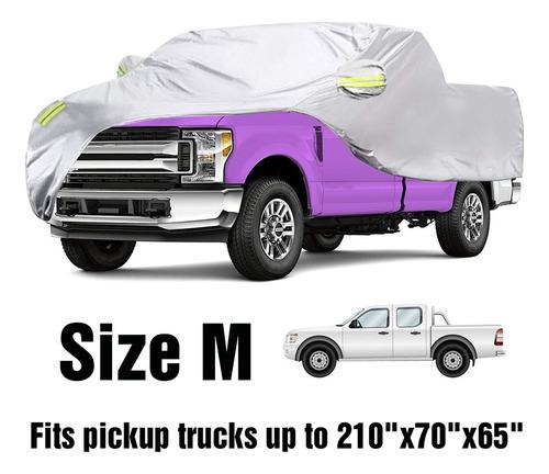 Cubierta Para Camión Car Protect, Camioneta Pickup Para Toda