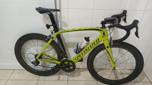 Bike Specialized Venge (eua),rodas Roval 2018,pouco Rodada.