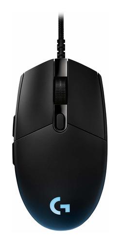 Mouse De Juego Logitech  Pro Series Pro Negro