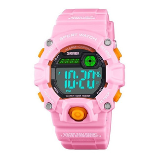 Reloj Digital Sumergible Garantia 6m ,niños/damas Skmei 1484