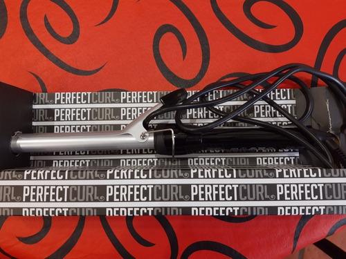 Rizador De Cabello Profesional Perfect Curl 19mm