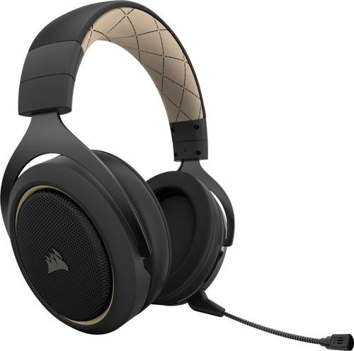 Corsair Hs70 Pro Wireless Stereo Gamer Headphones Cream