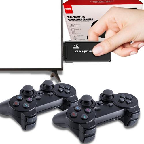 Game Stick Retro Versão 10220 Jogos 2 Control Envio Imediato