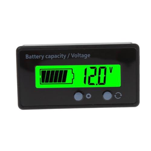 Voltímetro Digital Dc Medidor Bateria