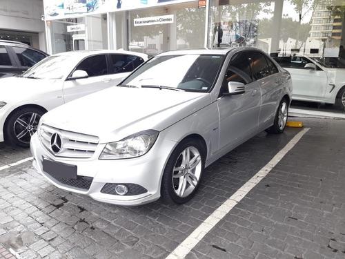 Mercedes Benz C250 Avantgarde B.eff At - Autoferro Bmw