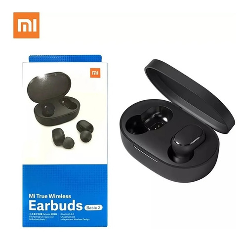 Fone Airdots Mi True Earbuds Basic 2 Original Xiaomi