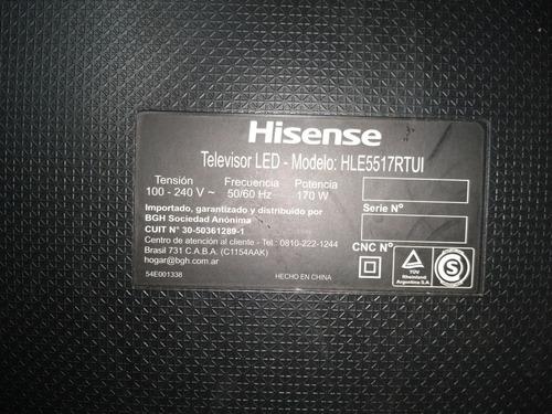 Hle5517rtui T-con