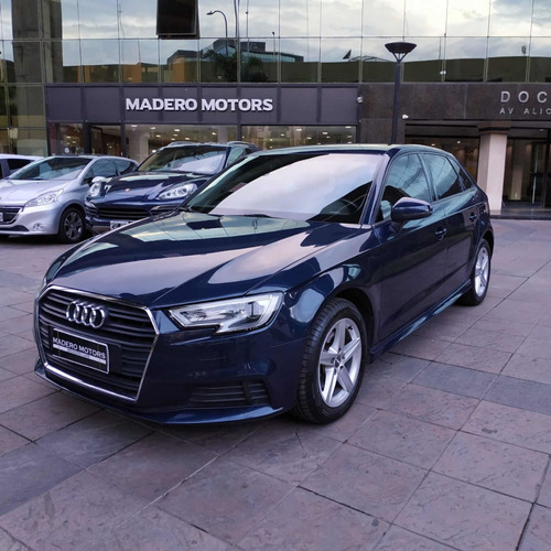 Audi A3 1.4 Tfsi 150 Cv Madero Motors 2017