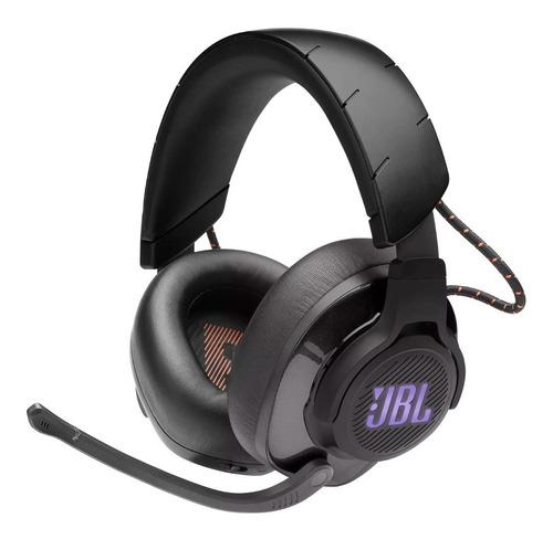 Headset Gamer Jbl Quantum 600 2.4 Ghz Rgb Drivers 50mm