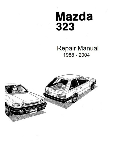Manual Taller Mazda 323 Pdf