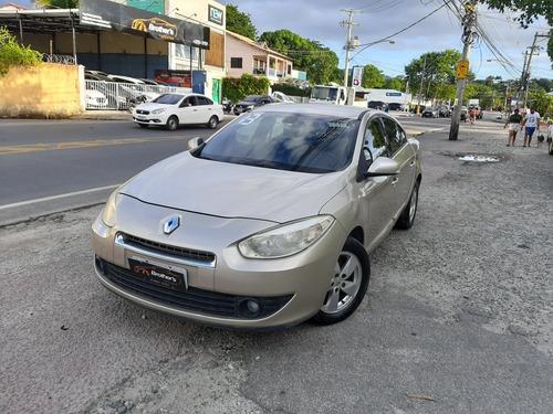 Renault Fluence 2013 2.0 Dynamique Hi-flex 4p