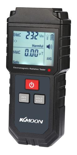 Detector Electromagnético De Radiación Campo Portátil Lcd