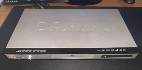 Reproductor Dvd Dr.hank Dv-911b - Buen Estado! - Leer Desc.