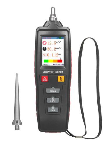 Vibrometro Digital Vibración Medidor Vibroscopio Portátil